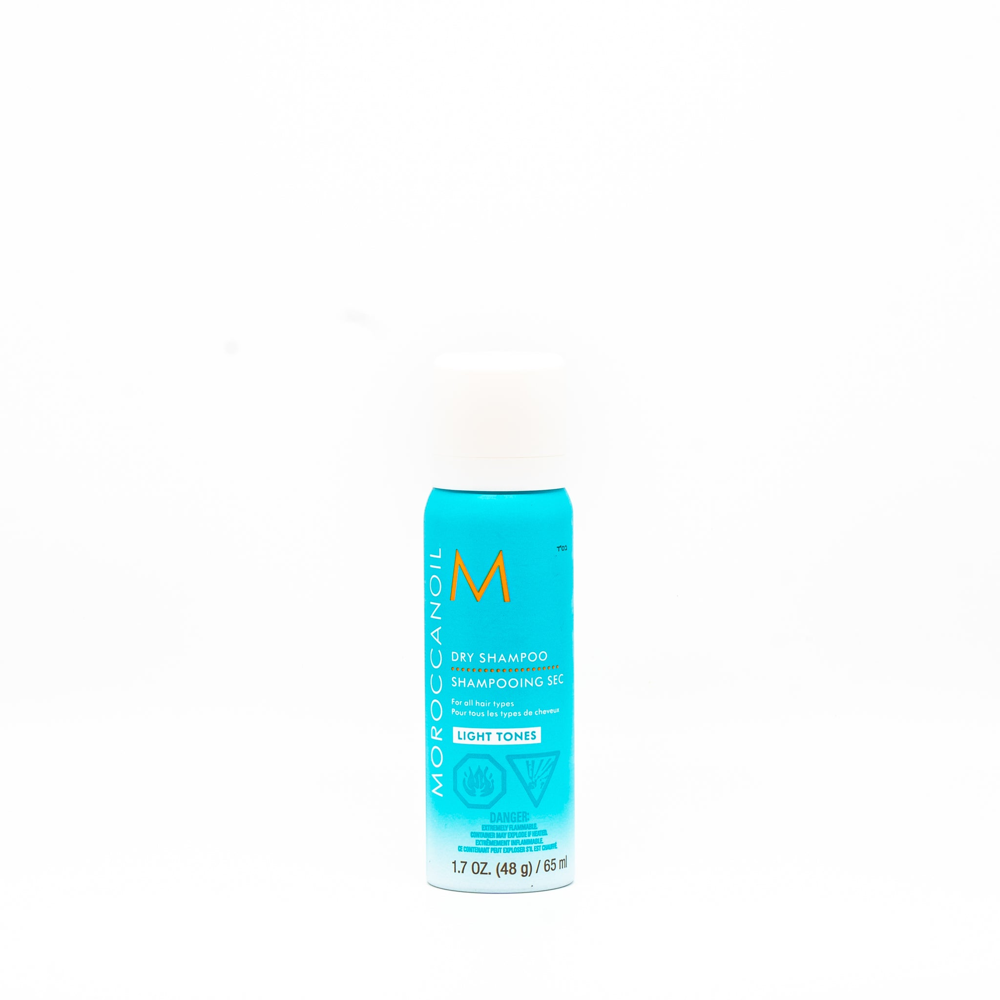 Moroccan Oil Dry Shampoo Light Tones 65ml