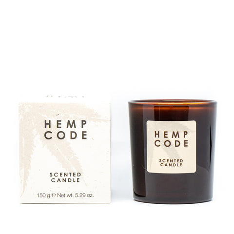 Hemp Code Scented Candle