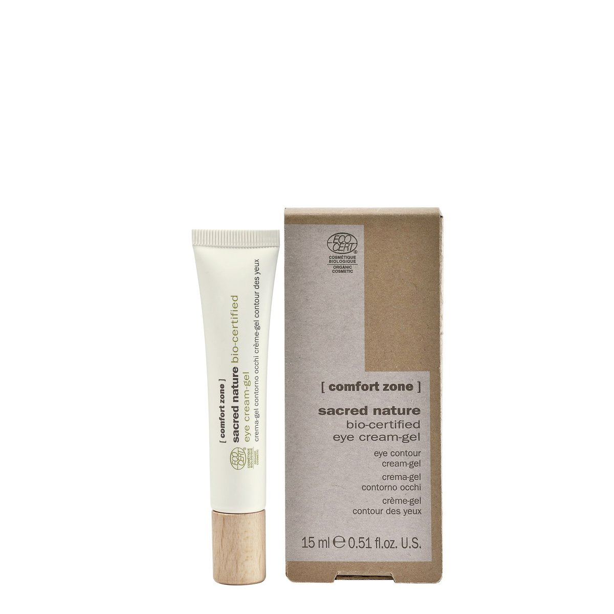 Comfort Zone Sacred Nature Eye Cream-Gel