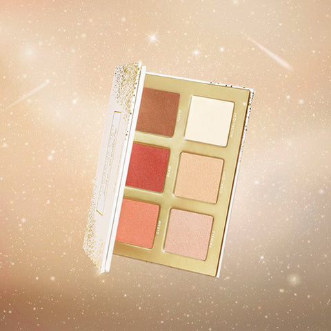 Jane Iredale Illuminating Lights Face Palette