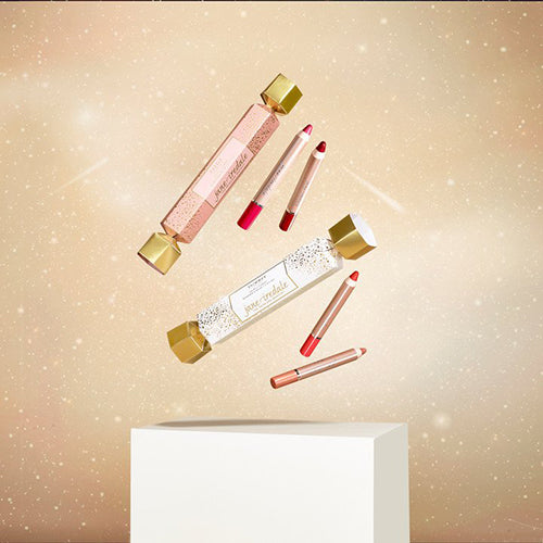 Jane Iredale Shimmer Lip Kit Popper