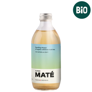 Super Maté Bio (330ml)