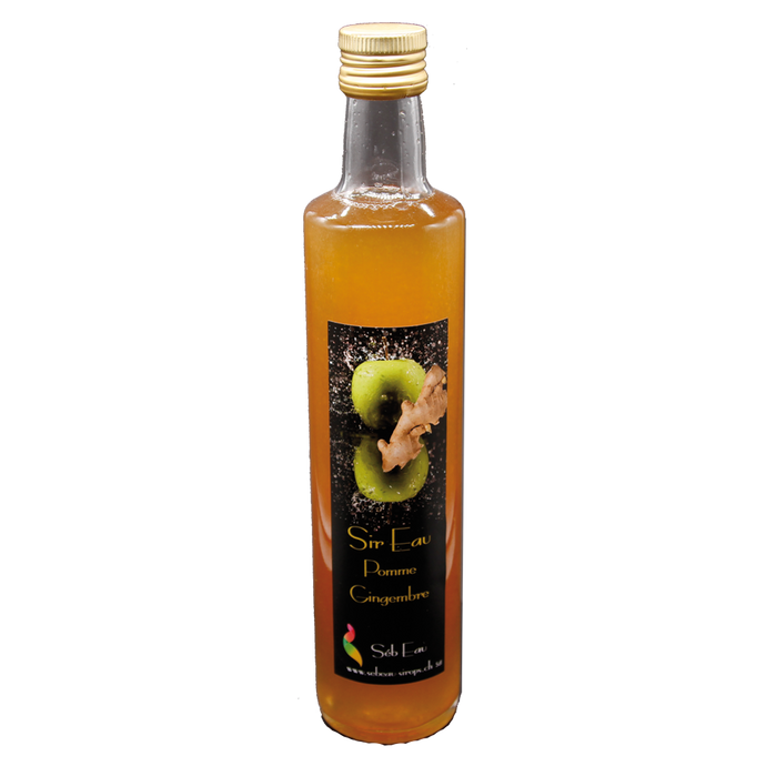 Sirop Pomme Gingembre (5dl)