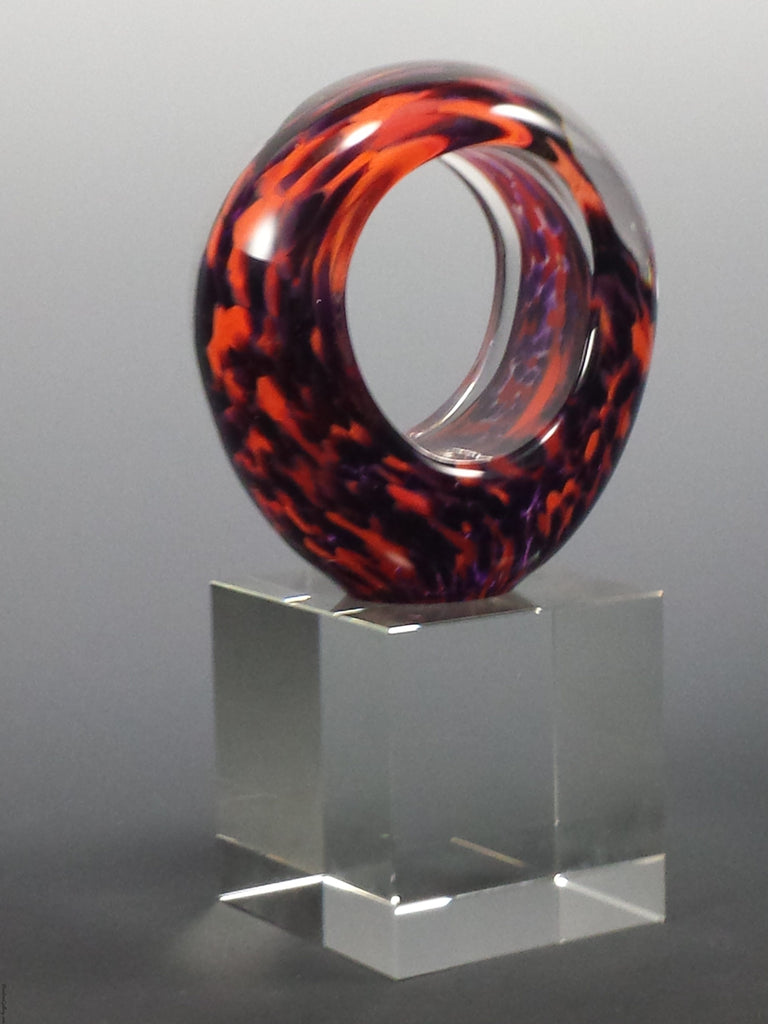 Ring Award - Rosetree Blown Glass Studio and Gallery | New Orleans