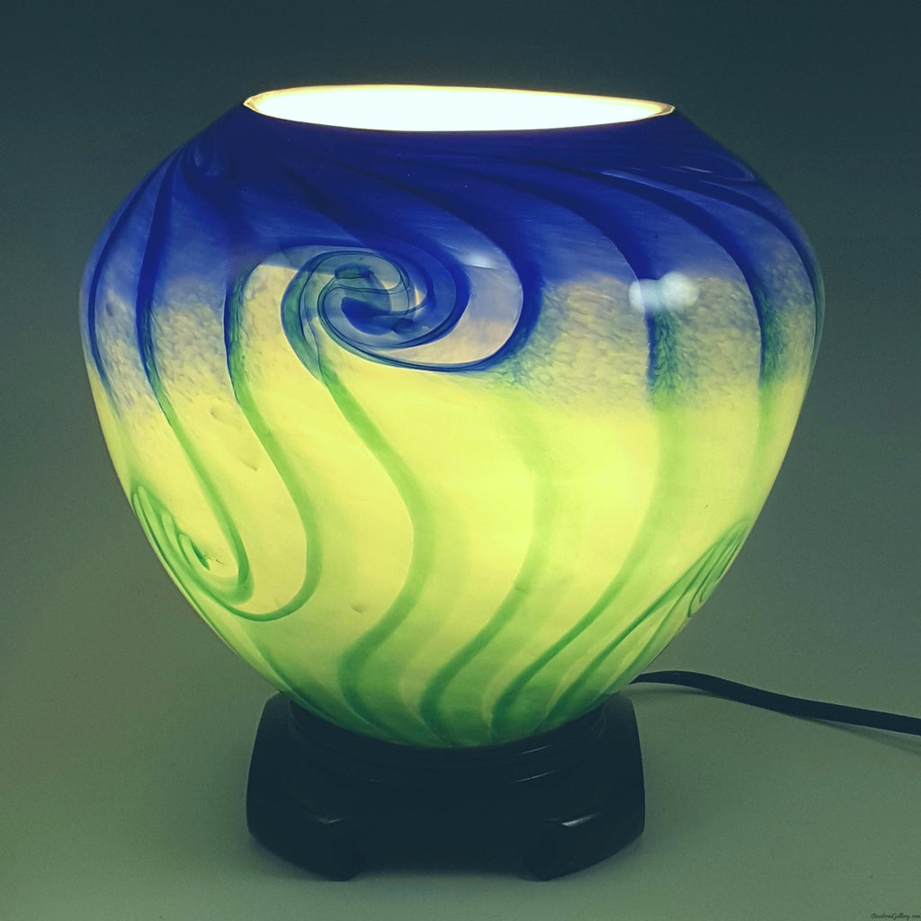 Round Up Light - Rosetree Blown Glass Studio and Gallery | New Orleans