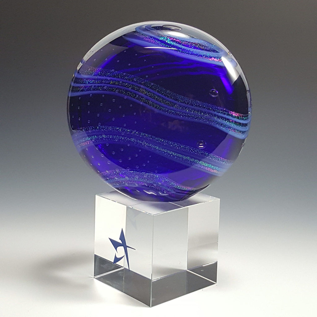 Dichro Twist Award - Rosetree Blown Glass Studio and Gallery | New Orleans