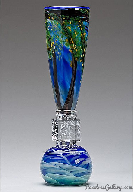 New Orleans Between the Sea & Swamp - Rosetree Blown Glass Studio and Gallery