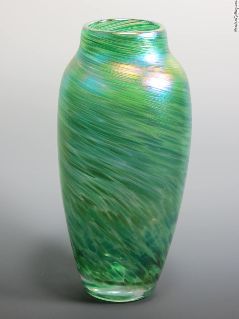Spun Vase - Rosetree Blown Glass Studio and Gallery | New Orleans