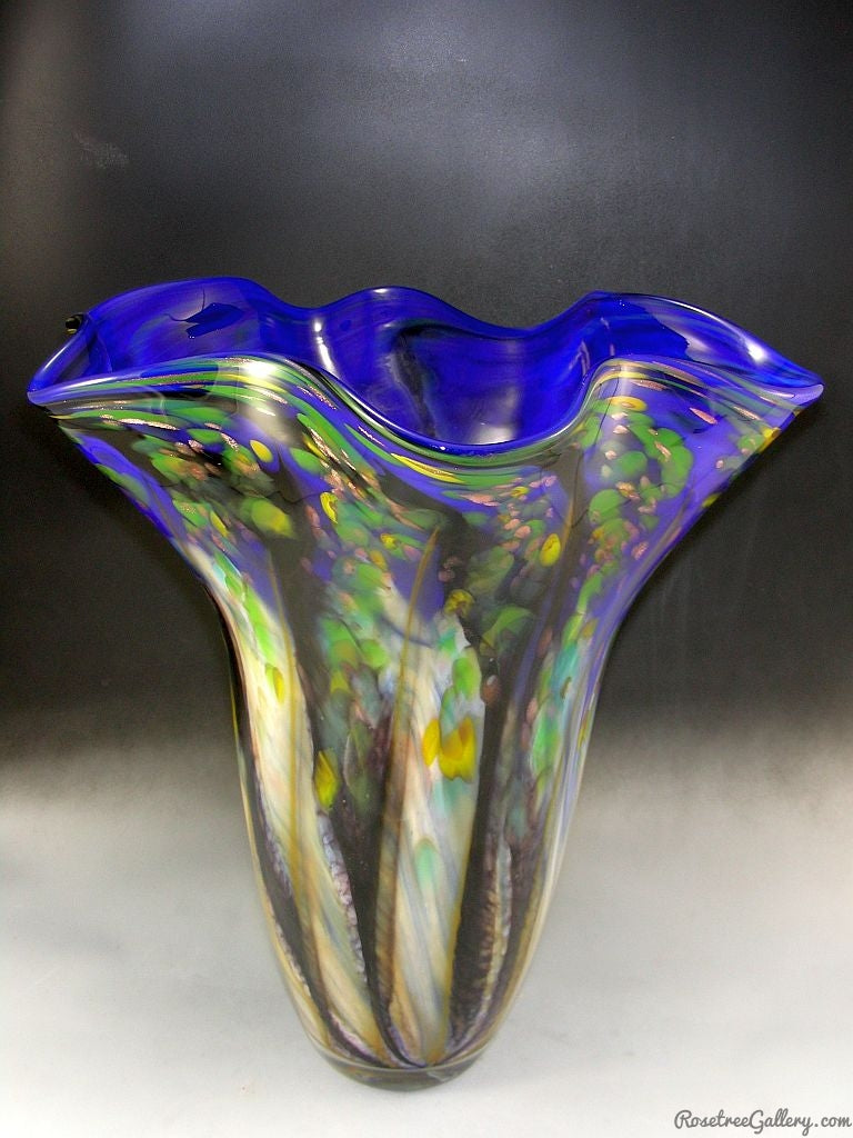 Whispering Willow - Rosetree Blown Glass Studio and Gallery | New Orleans