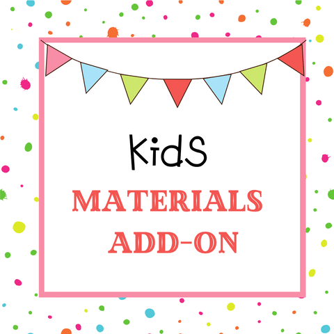 Materials Add-On for Jewelry Kit