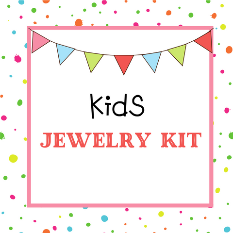 Kids Monthly Jewelry Kit - Subscription