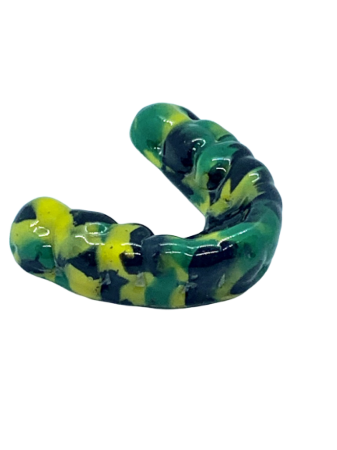 Sports Mouth Guard, 5 mm Camo