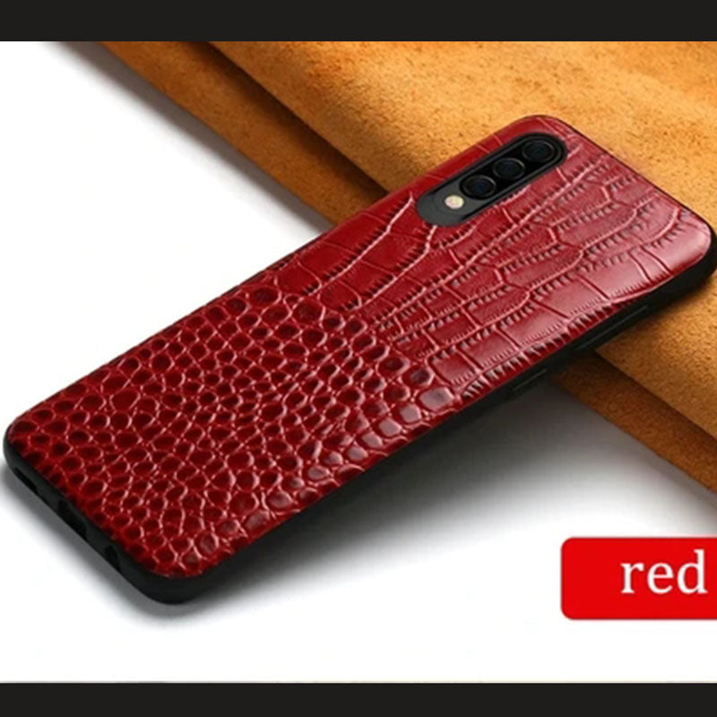 Original Leather Mobile Phone Case for Samsung Galaxy S20