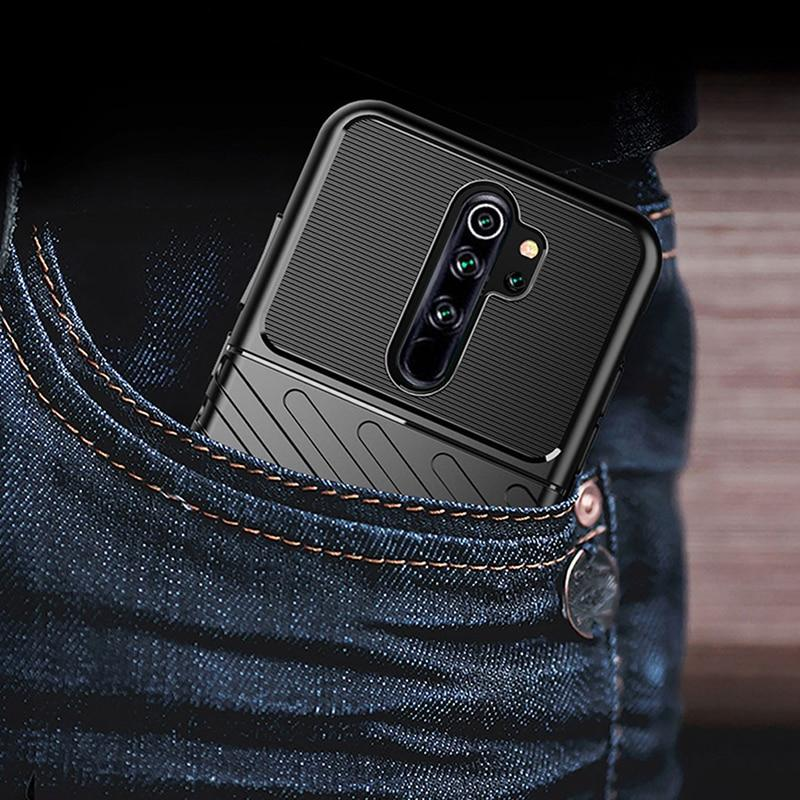 Shockproof Bumper TPU Case for Xiaomi Redmi