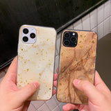 Bling Glitter Soft Clear Silicone TPU Case For iPhone
