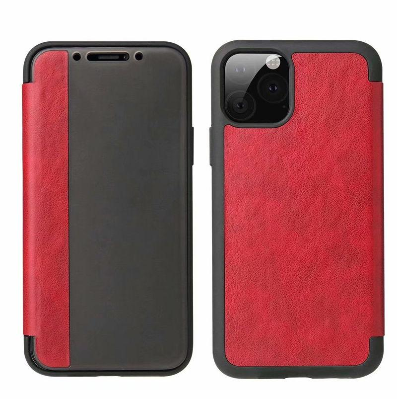 Business Magnetic Flip Case For iPhone