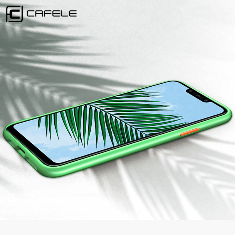 CAFELE 2020 Newest Color Clashing Case For iPhone