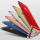 3-in-1 PC Hard Protective Phone Case For iphone