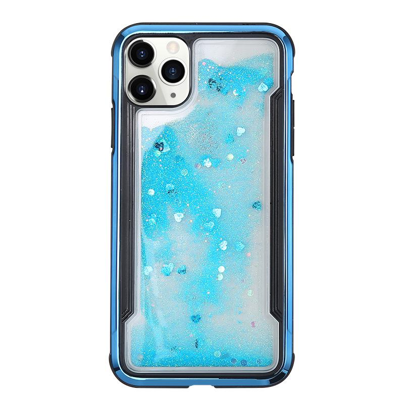 Bling Sequins Quicksand Phone Case For iPhone
