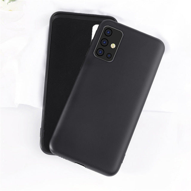 Liquid Silicone Bumper Original Phone Case For Samsung Galaxy