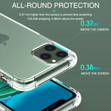 Luxury Shockproof Silicone Phone Case For iPhone