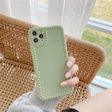 Simple Candy Color Soft Silicone Case Protective Phone Case for iPhone