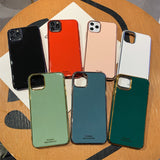 Soft Plating Phone  Protective Cover  Case For iPhone