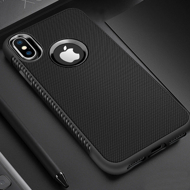 Frosted Ultra Slim Cases For iPhone