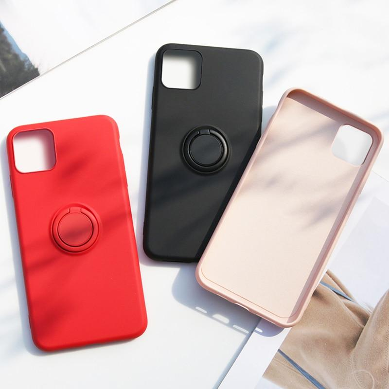 Colorful Original Silicone Holder Case For iPhone 11 Pro Max