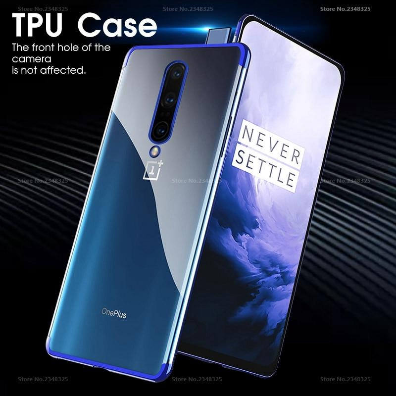 Ultra Thin Plating Bumper Case For Oneplus
