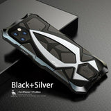 Metal Aluminum Armor  Car Case for iPhone