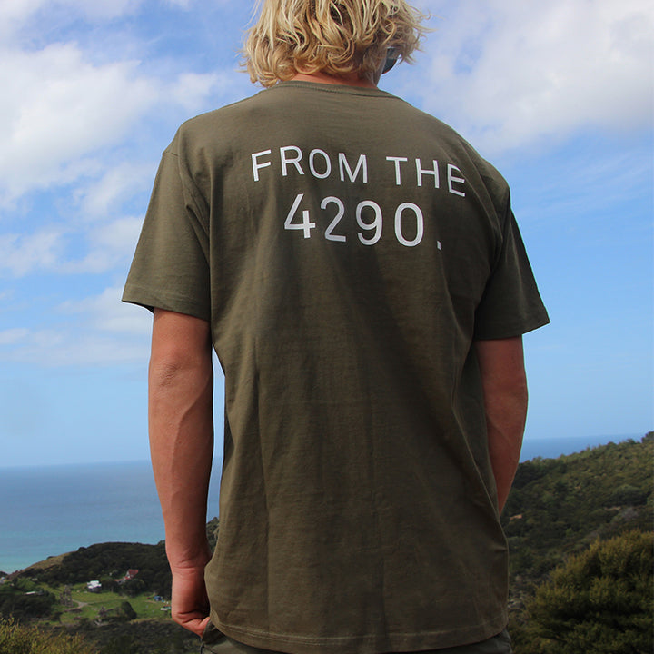 From the 4290 T-Shirt - Men's