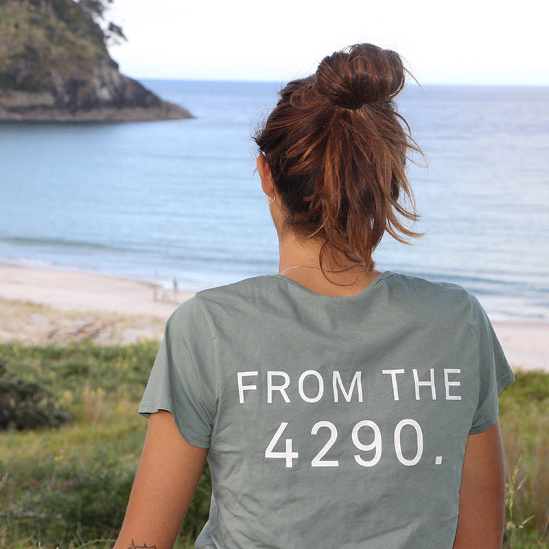 From the 4290 T-Shirt - Women's