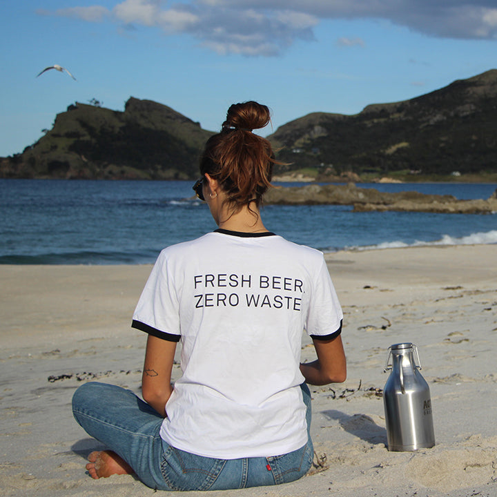 Fresh Beer Zero Waste T-Shirt - Women's