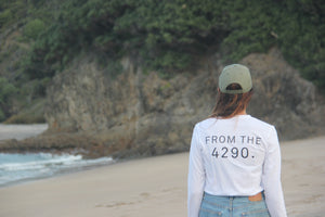 Womens Long sleeved Tee - From the 4290