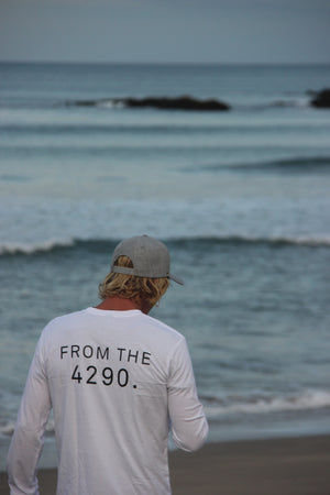 Mens Long Sleeve Tee - From the 4290