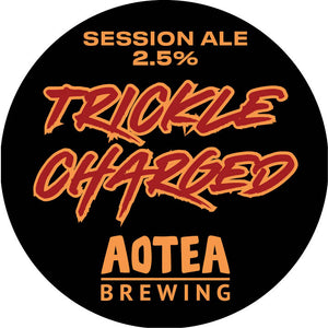 Trickle Charged 2.5% Session Ale