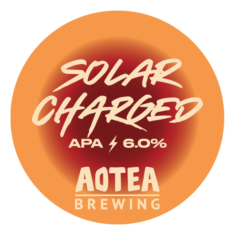 Solar Charged American Pale Ale 6%