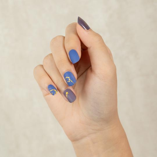 orbit nail stickers