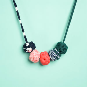 Mutawear Necklace - Multi-Color 5