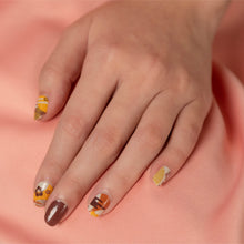 Load image into Gallery viewer, Eclipsed by moonlight nail stickers