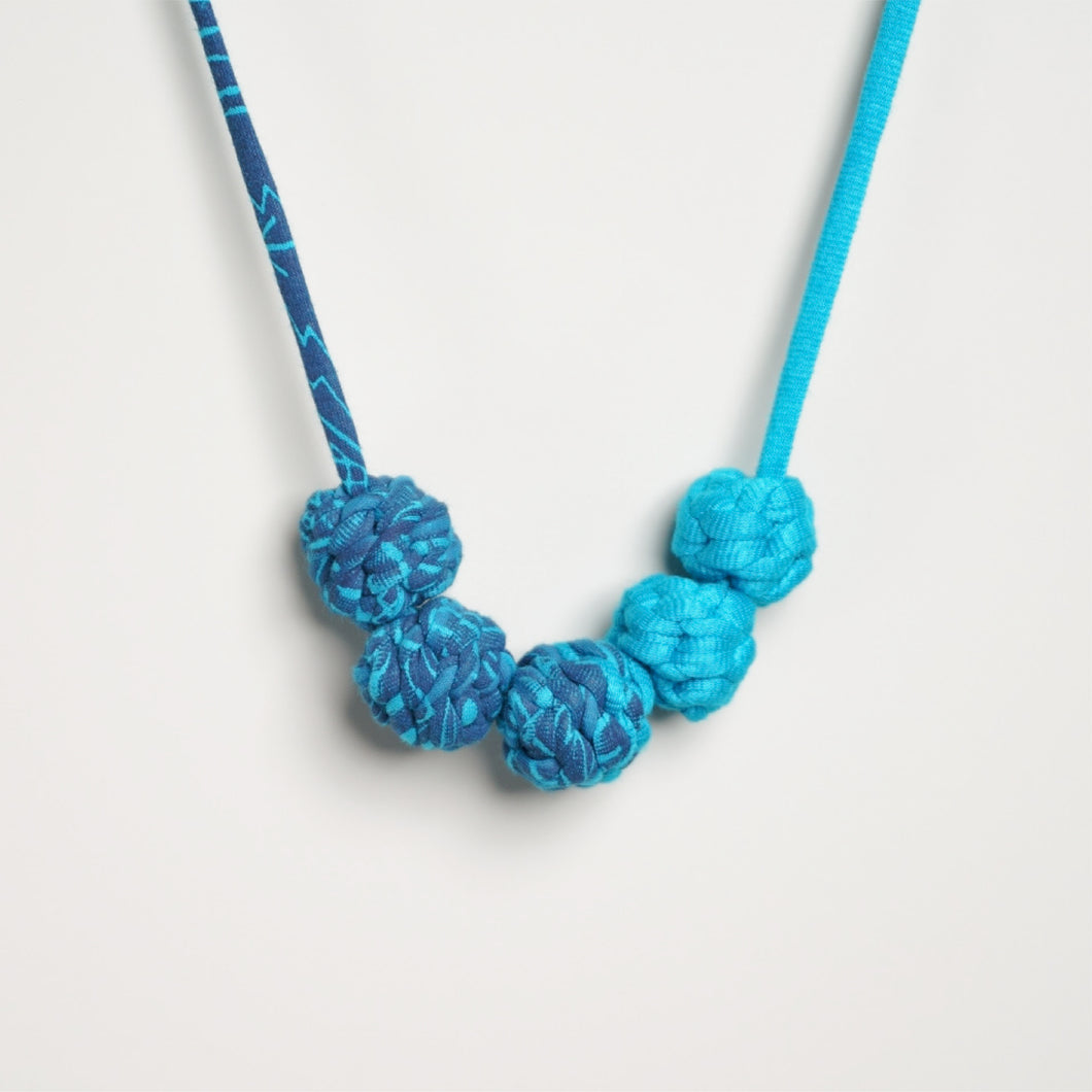 Mutawear Necklace - Cyan 5