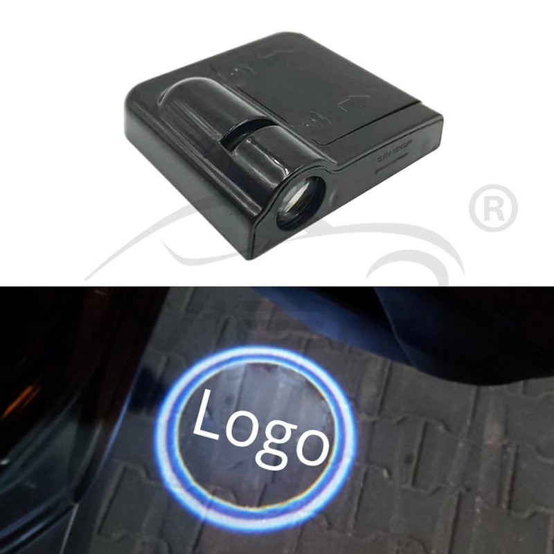 Wireless LED Logo