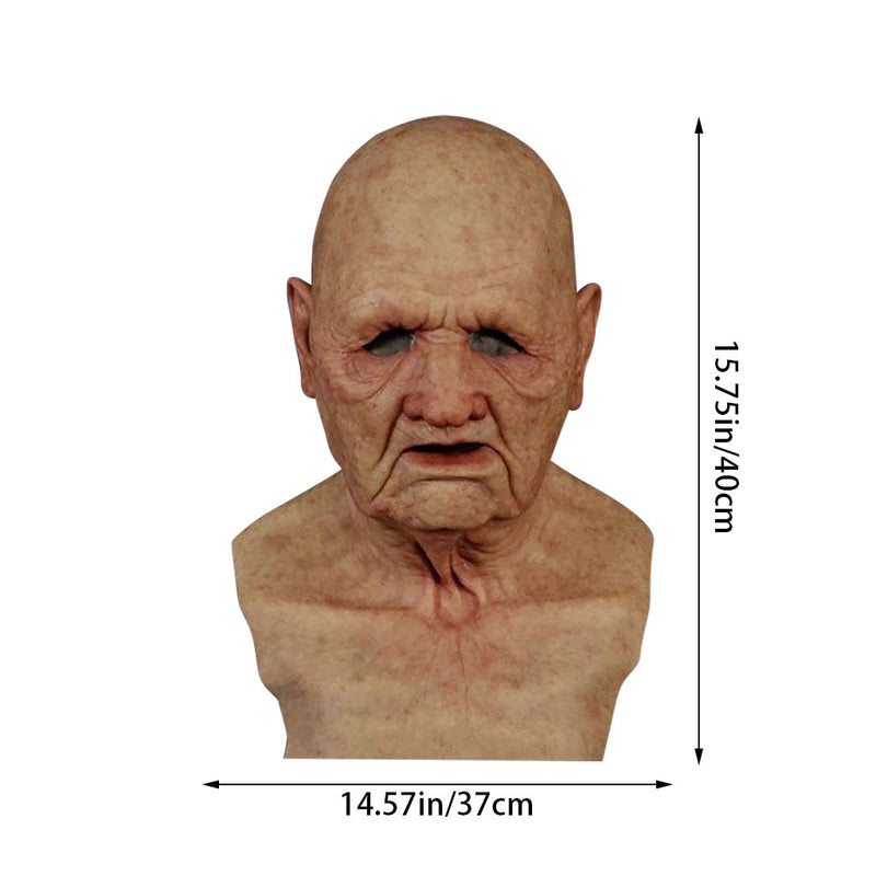 Another Me - The Elder Halloween Holiday Funny Mask