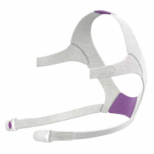 ResMed AirFit F20 Full Face Mask For Her Headgear