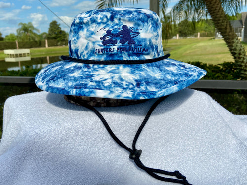 Acid Wash Boonie Hat