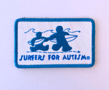 Load image into Gallery viewer, Surfers For Autism Logo Patch