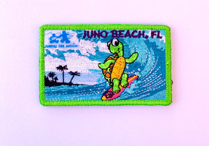 Juno Beach Event Patch