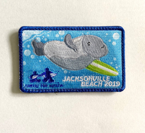 2019 Jacksonville Beach Event Patch