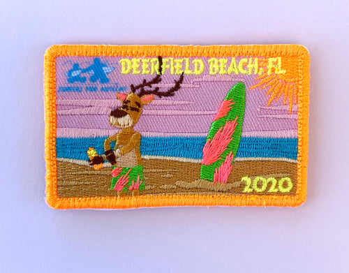 2020 Deerfield Beach Event Patch